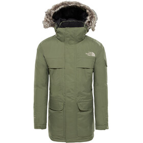 The North Face MCMurdo - Chaqueta Hombre - Oliva